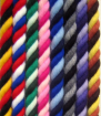 Selection of lead ropes